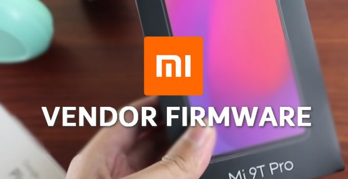 MIUI 11 Vendor Firmware for Redmi K20 Pro (India, Europe, Global, and China) 5