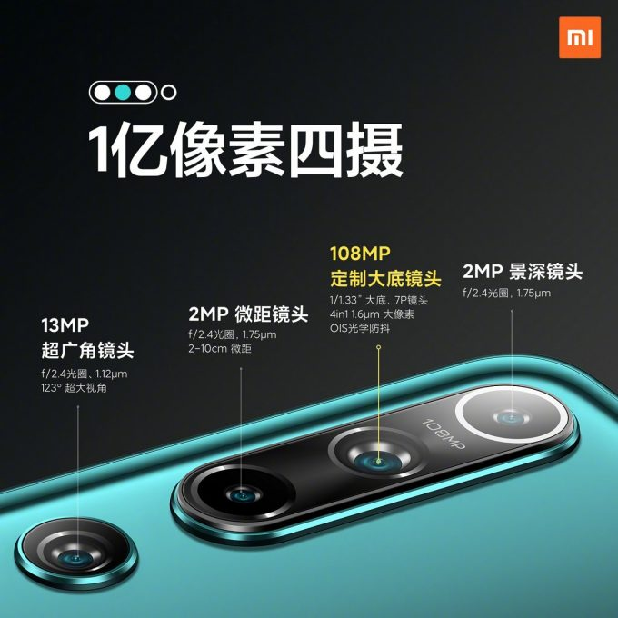 Mi 10, Xiaomi's Flagship Snapdragon 865 is Here, Specs Inside! 3