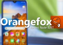 How to Install Orangefox TWRP on Redmi Note 8/8T 4