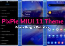 PixPie Brings Pixel Experience Dark Mode to MIUI 11 (MTZ Download) 3
