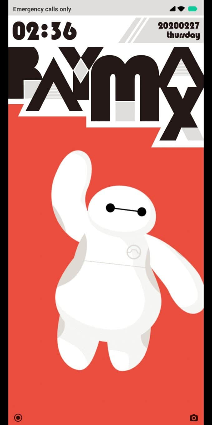 Baymax MIUI 11 Theme Brings White UI Style to Your Xiaomi Phones 4