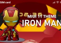 Marvel Iron Man MIUI 11 Theme: Download MTZ 8