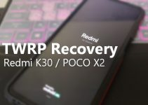 WZSX150 TWRP for Redmi K30 or POCO X2 (With Flasher Tool) 16