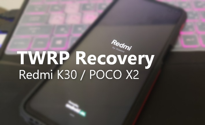 WZSX150 TWRP for Redmi K30 or POCO X2 (With Flasher Tool) 7