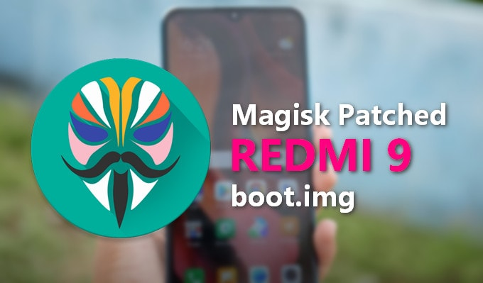 Magisk Patched MIUI 12 Boot Image: Download and Root Redmi 9 (Lancelot) 2