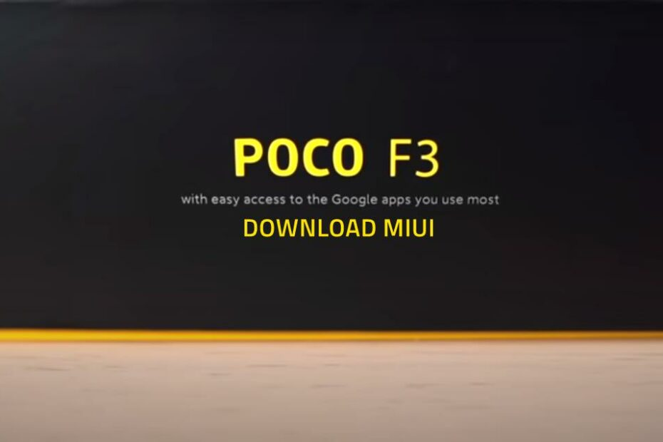 MIUI 12.0.2.0.RKHMIXM Global Stable for Poco F3 - Direct & Mirror Links 4