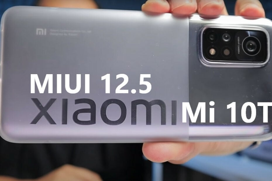MIUI 12.5.1.0.RJDEUXM Europe Stable ROM for Mi 10T and Mi 10T Pro 1